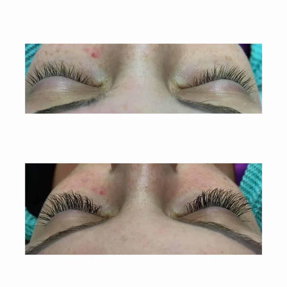 Eyelash Extensions Parksville b.c elegance sculpting